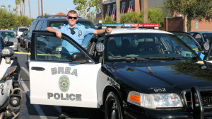 A Brea Police cruiser. Photo courtesy Brea Police Department