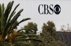CBS studios in Los Angeles