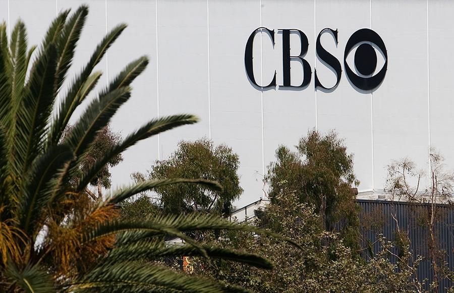 CBS studios in Los Angeles