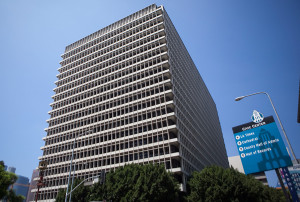 Los Angeles County Criminal Courts Building. Photo by John Schreiber.