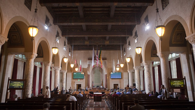 City Council of Los Angeles