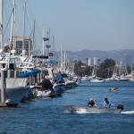 boats in marina del rey