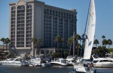 Marina del Rey Ritz Carlton Hotel