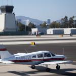 File: Santa Monica Airport. Photo by John Schreiber.