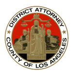 LA county district attorney seal