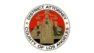 LA county district attorney seal