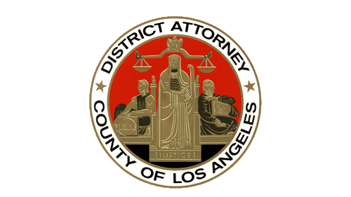 Los Angeles County District Attorney Seal. Courtesy Los Angeles County District Attorney.