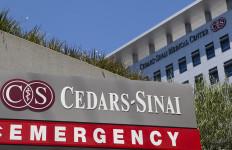 Cedars-Sinai Medical Center. Photo by John Schreiber.
