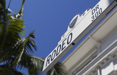 Rodeo Drive sign