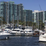 boats docked in marina del rey