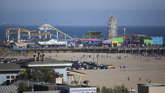 ... Rey beaches most polluted in LA County: Catch waves, 'not bugs
