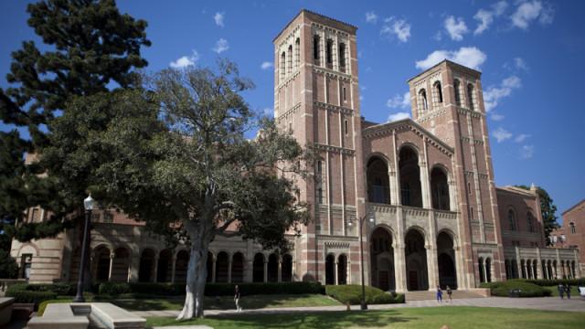 UCLA. Photo by John Schreiber.