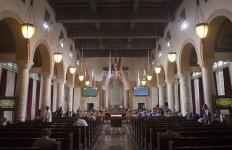 the la city council chamber