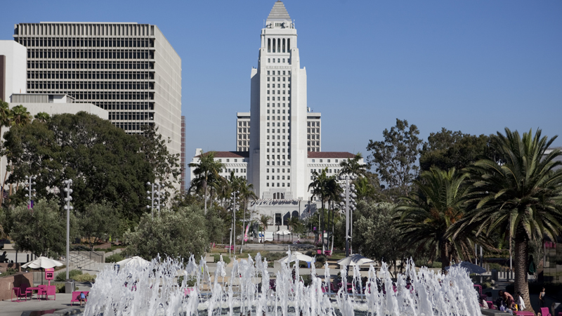 Los Angeles City Hall is being overrun with rats