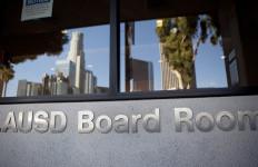 LAUSD Board Room
