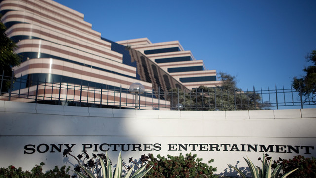 Sony Pictures in Culver City. Photo by John Schreiber.