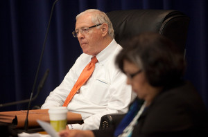 Los Angeles County Supervisor Michael Antonovich. Photo by John Schreiber.