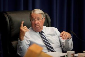 Los Angeles County Supervisor Don Knabe. Photo by John Schreiber.