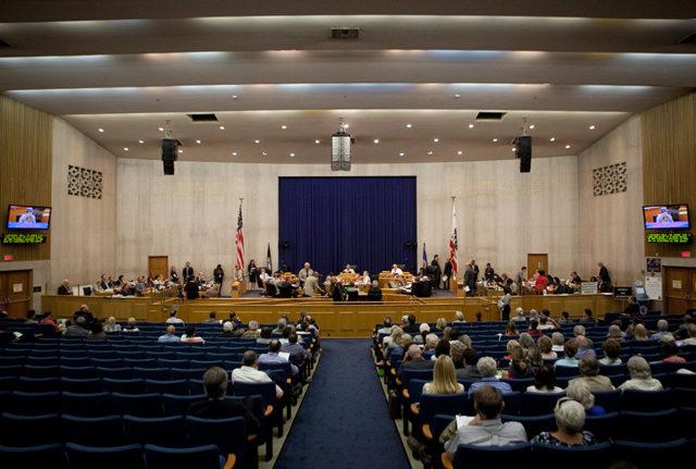 LA County Board of Supervisors