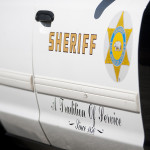 LA Sheriff's Department cruiser