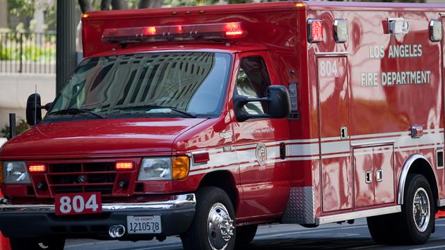 LAFD paramedics