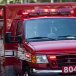 LA City Fire paramedic truck