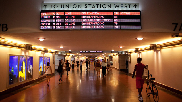Mom Dumped Deaf, Autistic Kid At Union Station? Cops Got ...