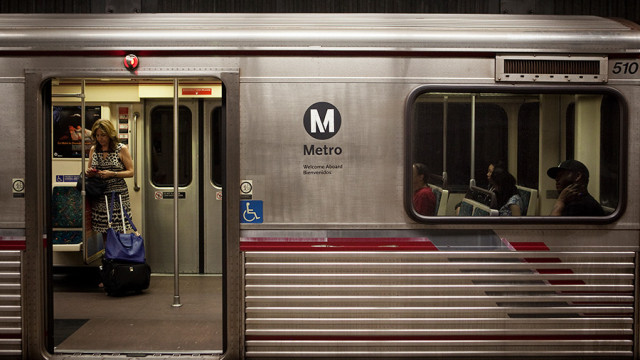FILE: Metro Red Line train. Photo by John Schreiber.