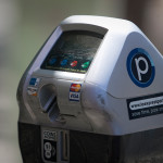 LADOT parking meter. Photo by John Schreiber.