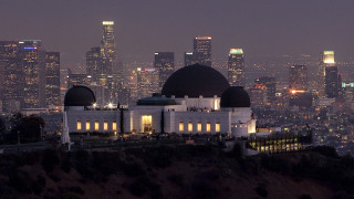 Downtown Los Angeles from the Griffith Observatory. Photo by John Schreiber.