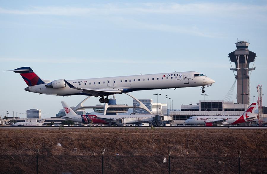 Delta To Begin Flights From Lax To San Antonio Dallas