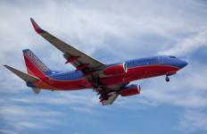 Southwest jet