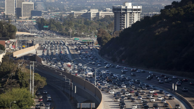 405 freeway traffic