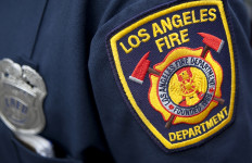 LAFD patch