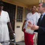 Garcetti in South LA