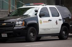 Sheriff's SUV