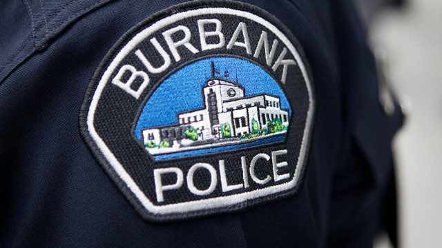Burbank Police Department. Photo by John Schreiber.