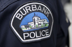 Burbank Police patch
