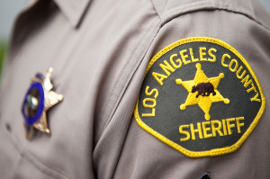 Los Angeles Sheriff's Department. Photo by John Schreiber.