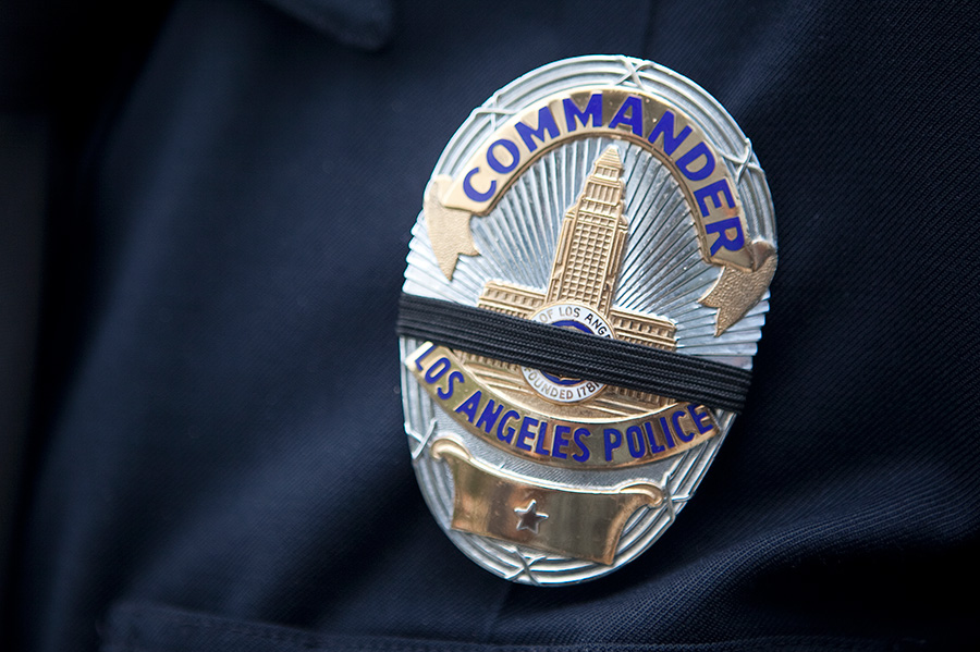 lapd badge - photo #39