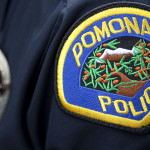 Pomona Police patch