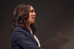 California Attorney General Kamala Harris. Photo by John Schreiber.