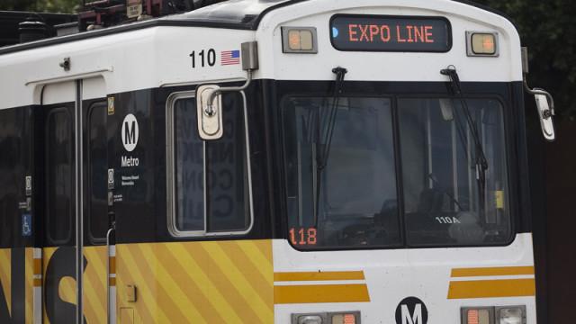 expo line train