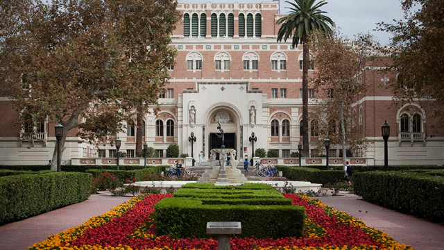 USC Campus Library