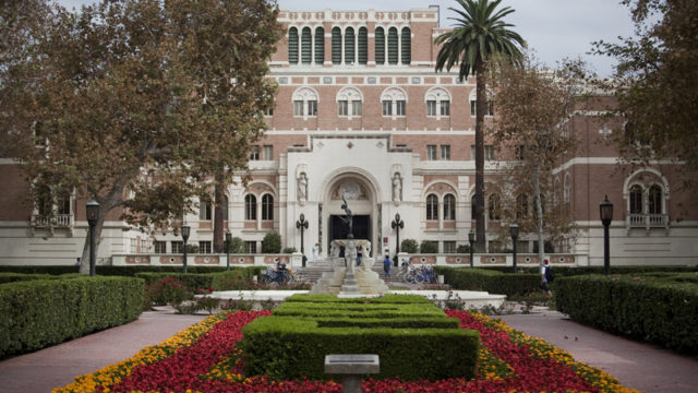 Usc S Possible Gunfire Scare Over No Danger To The