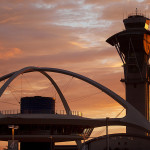 LAX Theme Building and tower