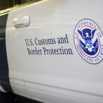 u.s. customs and border protection vehicle