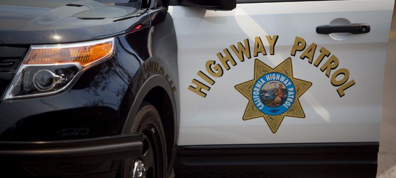 A California Highway Patrol cruiser. Photo by John Schreiber.