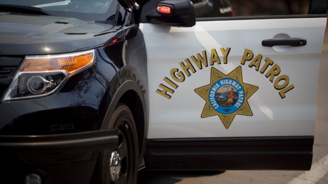CHP Arrests Suspected Motorcyclist in Highway 14 Road Rage Crash