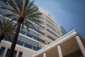 Federal Courthouse in Santa Ana. Photo by John Schreiber.